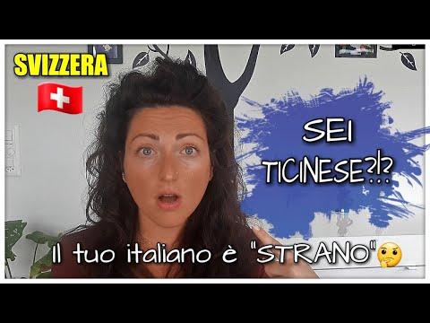 """SEI TICINESE? Il Tuo Italiano è """"STRANO""""!"""
