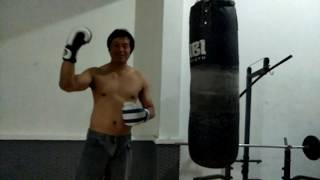 How to Overcome Stress/Depression/Anxiety/over thinking by doing relax boxing