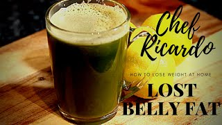 NO-EXERCISE FOR 10 DAYS WITH THIS DRINK   LOOSE BELLY FAT