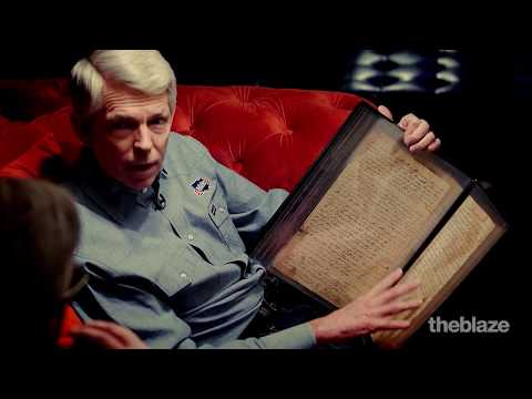 Glenn Beck Uncovers A Document From Our Founding Fathers