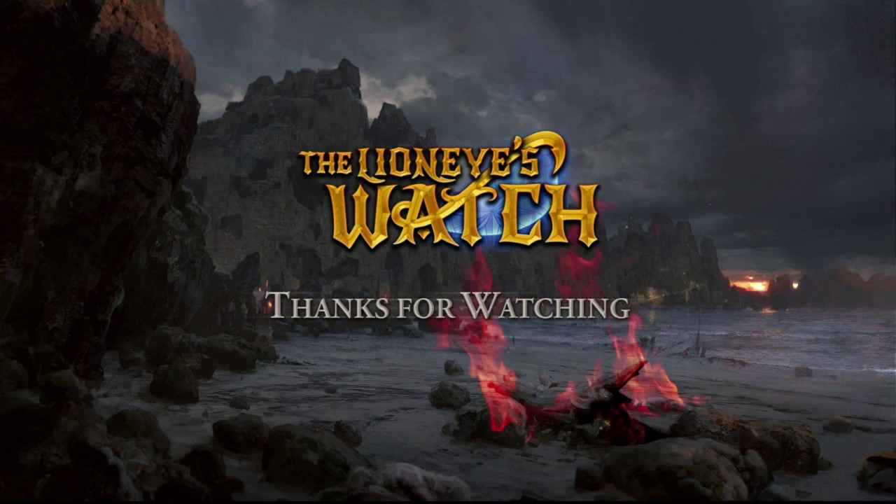 Path of Exile The Lioneye's Watch Podcast : Announcement ...