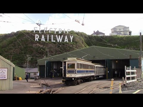 Manx Electric Railway Isle of Man Derby Castle Groudle & Howstrake