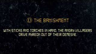 Ayreon - 004 The Banishment (Lyrics and Liner Notes)