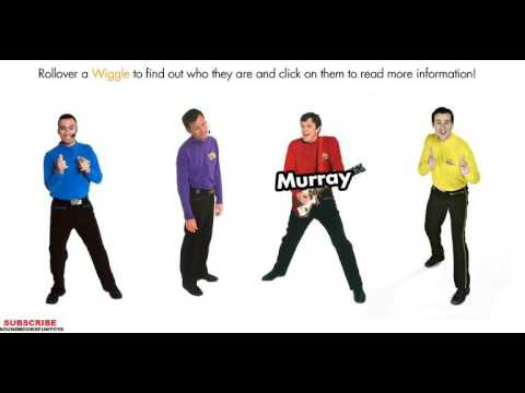 MEET THE WIGGLES ANTHONY JEFF MURRAY SAM WIGGLY WEBSITE