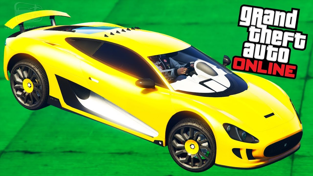 XA-21 - GTA V Vehicles Database & Statistics - Grand Theft Auto V