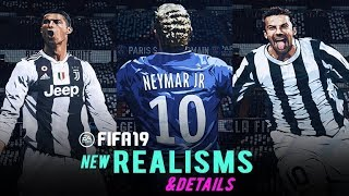 FIFA 19 | AMAZING Realism & Details #2 | Things You May Have Missed