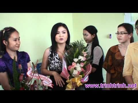 Happy birthday Trinh Trinh