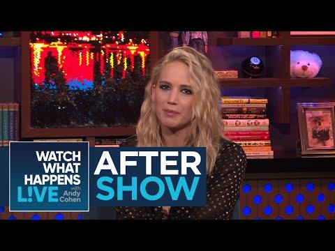 After : Has Jennifer Lawrence Met Kylie Jenner's Daughter, Stormi?  WWHL