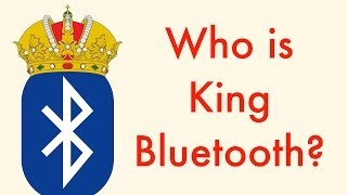 Why did the Vikings worship Bluetooth?