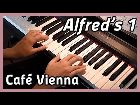 ♪ Café Vienna ♪ Piano | Alfred's 1