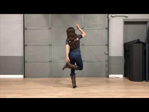 Footloose Line Dance Instruction