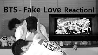 방탄소년단(BTS) - Fake Love 뮤비(MV) 아재들의 소름돋는 리액션!