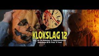 Klokslag 12 - Afl.29: De Grote Halloweenshow: Halloween III (1982) & Trick 'R Treat (2007)