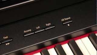 Roland Digital Piano — Center Cancel