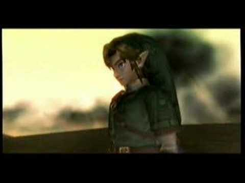 Twilight Princess: Keep Holding ON