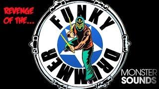Revenge of the Funky Drummer - Live Funk Drum Samples Loops - Monster Sounds