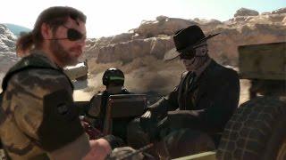 METAL GEAR SOLID V THE PHANTOM PAIN Trailer [E3 2015]