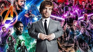 Peter Dinklage's HIDDEN ROLE Avengers Infinity War - King Eitri? IRON DESTROYER?!