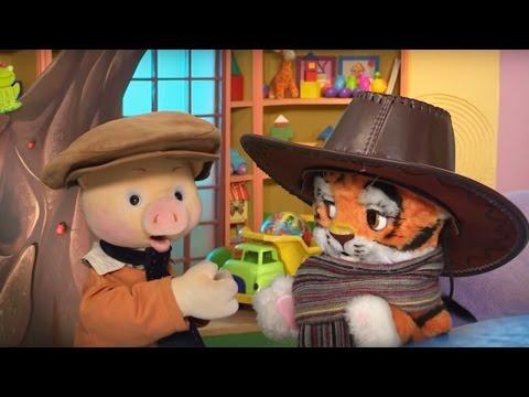 СПОКОЙНОЙ НОЧИ, МАЛЫШИ! - День защиты детей - Праздничная передача для малышей - Детские мультики