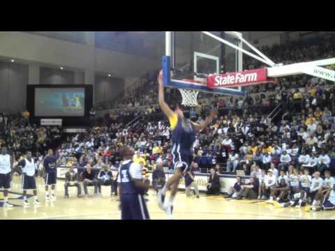 Joe Fulce Marquette Madness 2010 [HD]