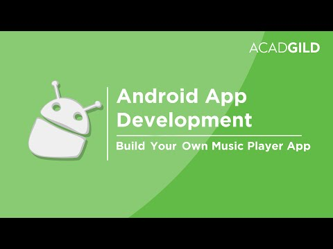 How to Build Music Player App | Create Your Own Music Player App | How to Create an Android App