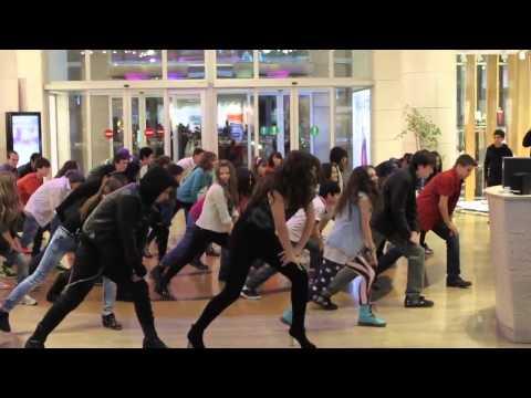 GANGNAM FLASHMOB in Baku, Azerbaijan [Baku Tv!]