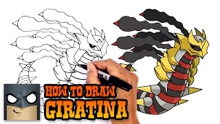 How to Draw Giratina | Pokemon