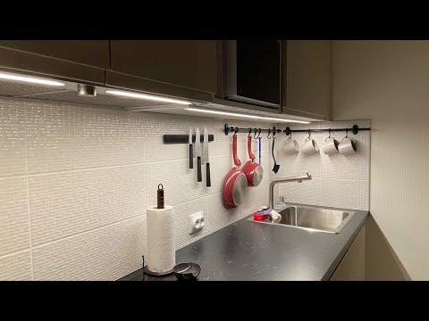 Наша кухня из Икеа . Метод Воксторп 2020