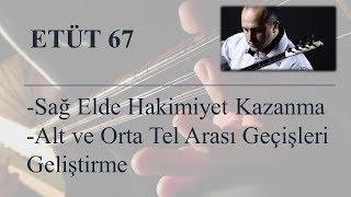 Mehmet KINIK - Uzun Sap Bağlama Sağ El Bilek Egzersizleri (Etüt 67)