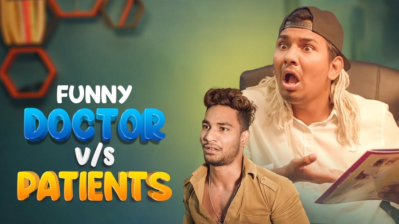 FUNNY DOCTOR vs PATIENTS | ft. Pichi Yakuu | Warangal Diaries Comedy