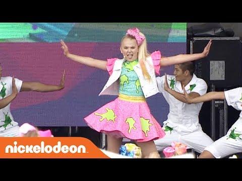 JoJo Siwa Performs 'Boomerang' | SlimeFest 🎀 | Nick