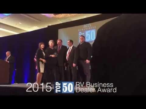 Universal Marine & RV Top50 Dealer Award