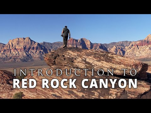 Introduction to Red Rock Canyon Las Vegas