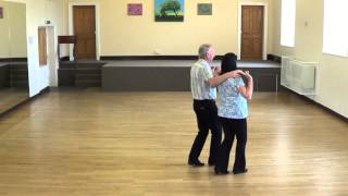 WHISPERING YOUR NAME  ( Western Partner Dance )