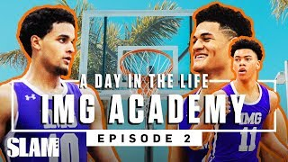 THE SECRET to IMG's National Championship Success?? BOUNCEOLOGY 101 | SLAM Day in the Life Ep. 2