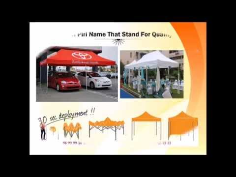 Manufacturers Pagodas Gazebos Promotional Canopy Advertising Tent Canopies in New Delhi India - YouTube  sc 1 st  YouTube & Manufacturers Pagodas Gazebos Promotional Canopy Advertising ...