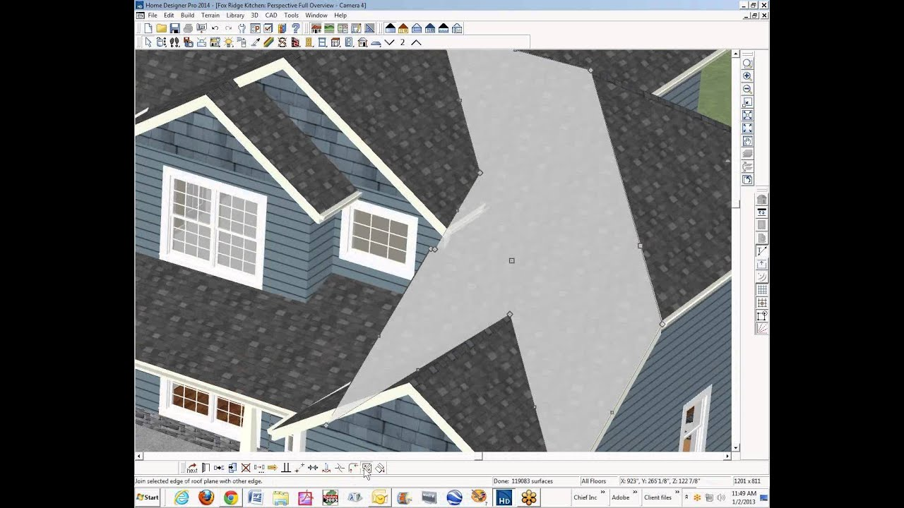 a home designer pro 2014 mystery - youtube