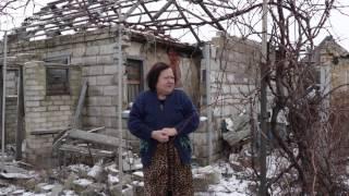 Немає ні вікон, ні дверей, ні газу! – жителька Мар'їнки