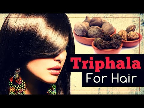 Triphala For Hair: Benefits And How To Use