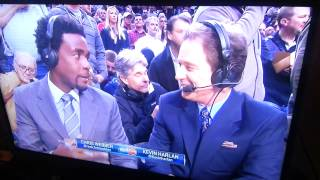 Guy picks nose on TNT and owns it thumbnail