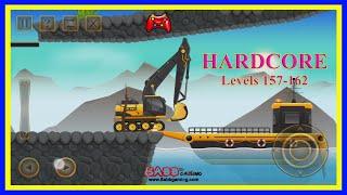 #27 Construction City 2 | HARDCORE | Level 157-162 screenshot 4
