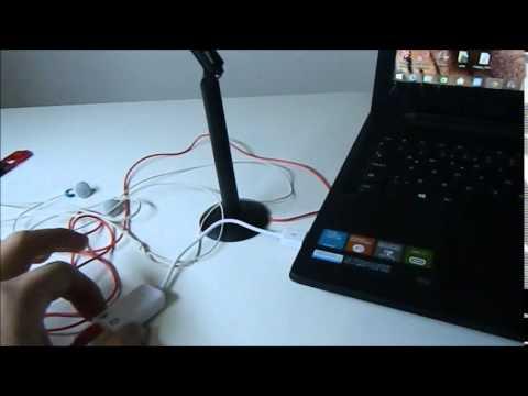 Usb Sound Card - Usb Ses Kartı Mikrofon Sorunu