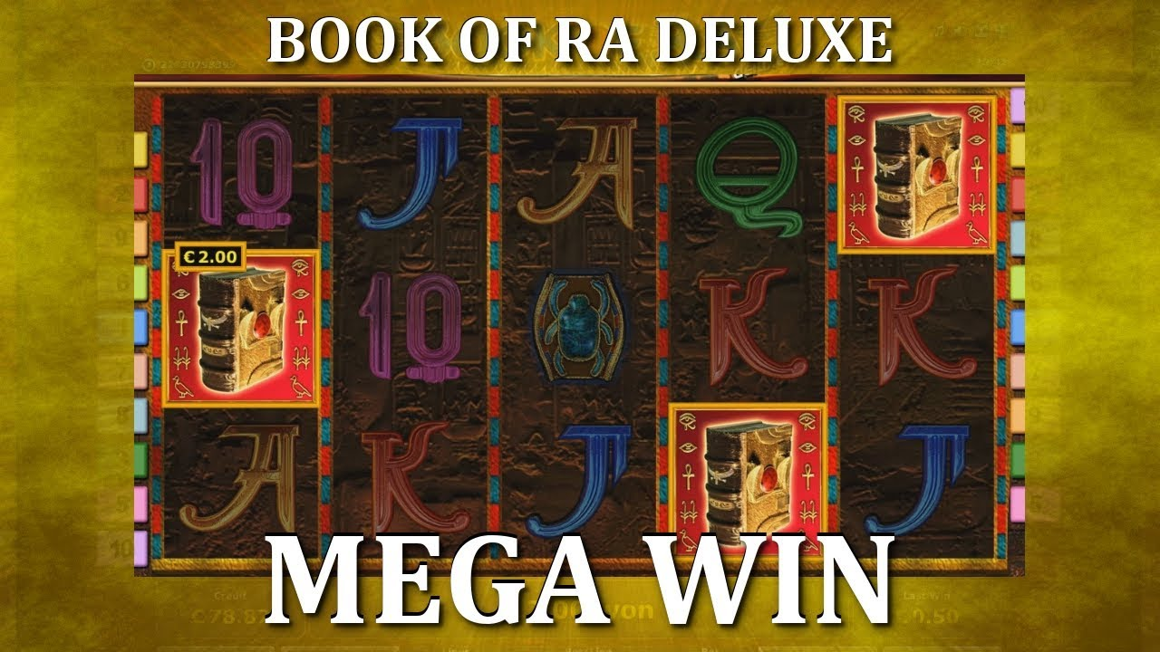 Book Of Ra Deluxe Tipps