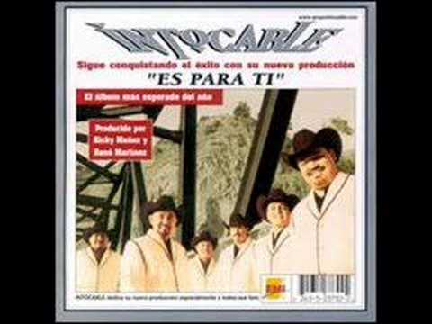 intocable - me haces tanto mal