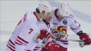 Daily KHL Update   February 23rd, 2017 (English)