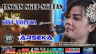 Jangan Nget-Ngetan - Campursari ARSEKA MUSIC Live Ds. Kedungmiri, Sambirejo, Mantingan, Ngawi