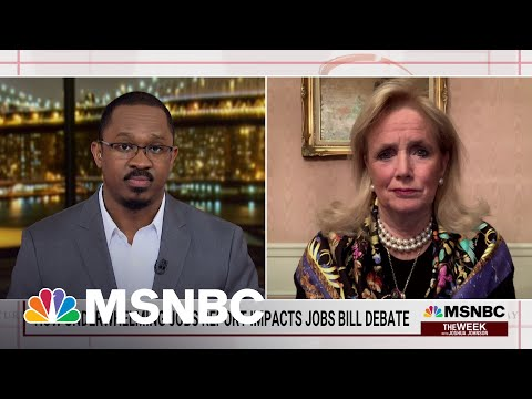 """Rep. Debbie Dingell: People """"Are Desperate To Get Back To Work"""" 