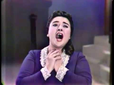 VICTORIA DE LOS ÁNGELES -  Si, mi chiamano Mimi (La Boheme 1960)
