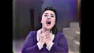 Скачать VICTORIA DE LOS ÁNGELES Si Mi Chiamano Mimi La Boheme 1960