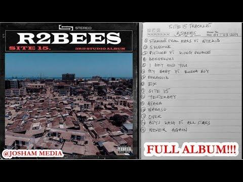 R2BEES  - SITE 15 FULL ALBUM
